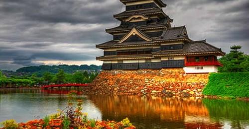 JAPONIA, CULORILE TOAMNEI