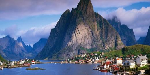 Scandinavia Capitale-Fiorduri